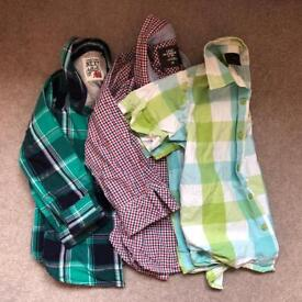 Boys bundle shirts age 4-5
