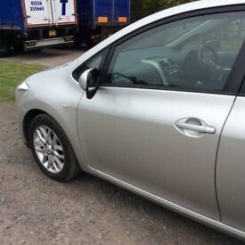 Toyota Auris VVTI 1400 petrol