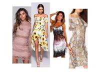 OUR STUNNING DRESSES ALL NEW WITH TAGS