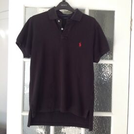 Mens Ralph Laren polo shirt