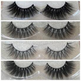 3D Wispy Mink Eyelashes