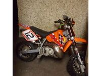 Ktm 50 real one 2006