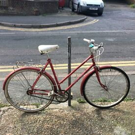 Viscount Metro Classic Bike