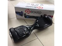 Black G Board ( self balancing hover board ) for Sale