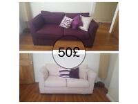 Two sofa