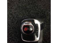 Audi s3 dsg knob