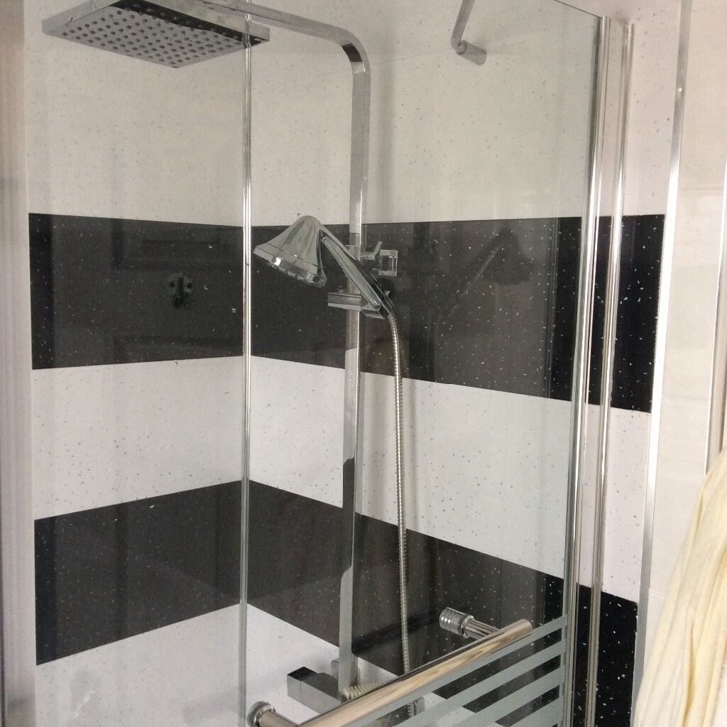Bathroom Suites Glasgow Full Bathroom Suite Including L Shaped Bath Sink Close Coupled