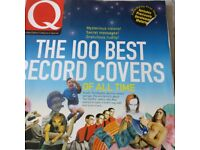 Q limited Edition. The 100 best record covers of all time.