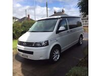VW T5 (T2.8 transporter ) 2011 2.0tdi Campervan Conversion Candy White Stoke on Trent Area £22450.00