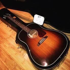"""Gibson J-45 Custom Shop """"Mahogany Special"""""""