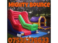 MIGHTY bouncy castle SERVICES