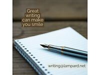 Freelance Copywriter ~ let me help bring your website to life.