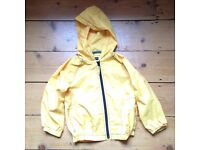 Childs waterproof jacket: age 3/4 – Excellent quality (Sonia Rykiel)