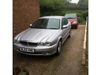 Jaguar x type 3.0 v6 petrol 4wd se