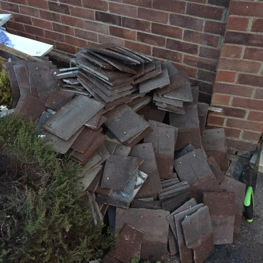 Free rubble/tiles
