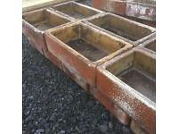 Planter trough