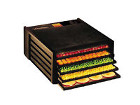 Excalibur Dehydrator 5 tray with timer + Paraflex Sheets