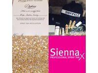 Sienna-X Spray Tan's ! CHRISTMAS OFFER !!!