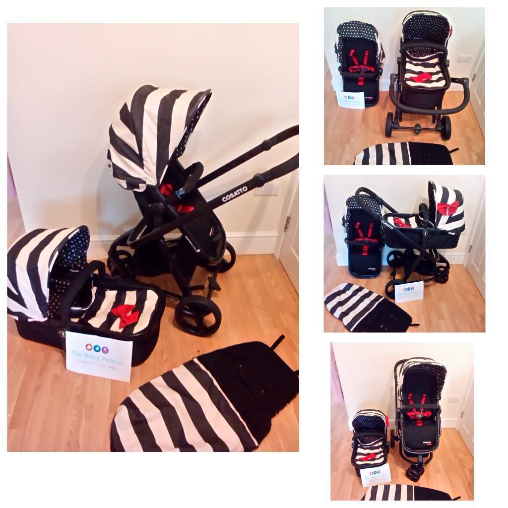 Cosatto giggle full set up