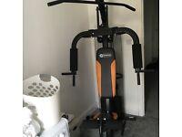 Dynamix home multi gym like new