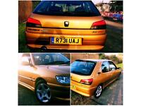 1997 Peugeot 306 GTi6 / 71K Miles / FSH / Restored / 100% Original Classic Hot Hatch