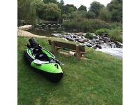 Sevylor Yukon KCC380 inflatable Canoe / Kayak