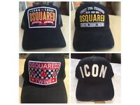 dsquared 2 caps Reduced from £50!!!