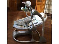 Baby Swing - Bright Starts Ingenuity Avondale 2-in-1 Swing