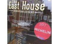 Restaurant in Newport Pagnell with Michelin recomendation is looking for front of the house staff