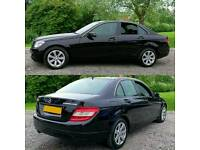 Mercedes-Benz C Class Saloon 1.8 C180 Kompressor SE + BLUETOOTH + FSH + 31K + MOT