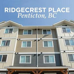 NEW Pet Friendly 2 Bedroom Apartment in-suite laundry Penticton