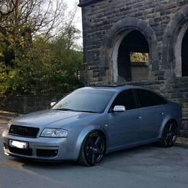 Audi rs6 c5 saloon