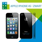 Apple iPhone 4S 8 GB (Zwart) Morgen in huis! - iDeal!