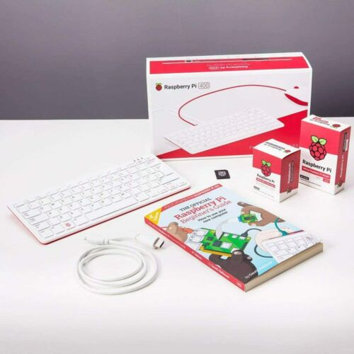 Raspberry PI 400 Official Keyboard and Combo Set