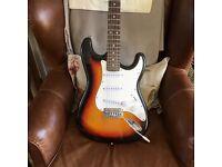 SX guitar starter pack.