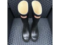 Kids Hunter Wellies - Open to Offers as Need to be Sold