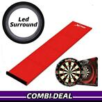 Basic Led Surround Pro Pakket Rood