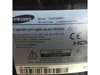 Samsung tv model no t24d390ew