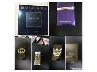 Authentic Men's fragrances