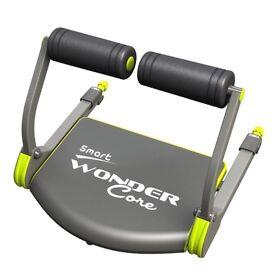New wonder core exerciser