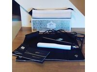 GHD Arctic Gold White Platinum Straighteners