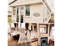 Static Caravan For Sale At Sandy Bay, Low Site Fees, Pet Friendly, Direct Beach Access