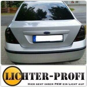 Rücklicht links für Ford Mondeo MK3 Limo FACELIFT Chrom Rückleuchte Heckleuchte