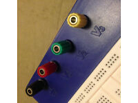 K and H BreadBoard circuit - New - Pick Up Only
