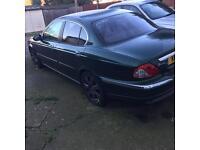 Jaguar x type diesel 2005 £500