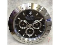 Rolex wall clock