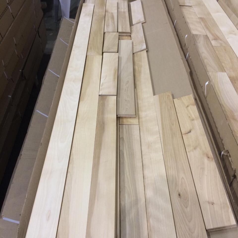 Unfinished Red Oak Hard Maple Or Birch Hardwood Flooring