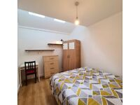 Bright Double Room to Rent in Gladstone Mews,Brondesbury