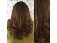 HAIR EXTENSION £20 off for JUST 5 PEOPLE