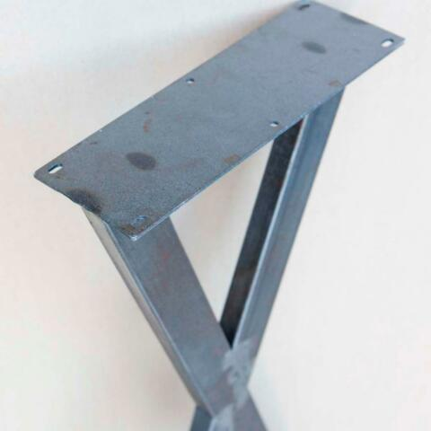 Steel Table Legs U Or X Shape Metal Table Legs Tube Table Legs Price For